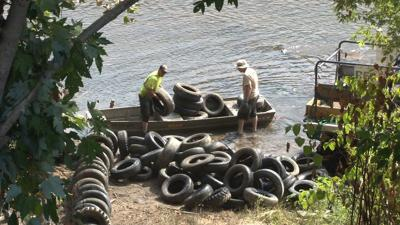 Tug Fork River tires
