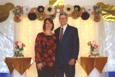 Jeff and Tonya Stewart