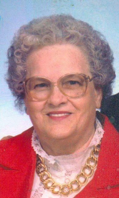 Lillian Ethel King