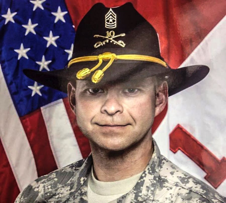 Command Sgt. Maj. Timothy A. Bolyard