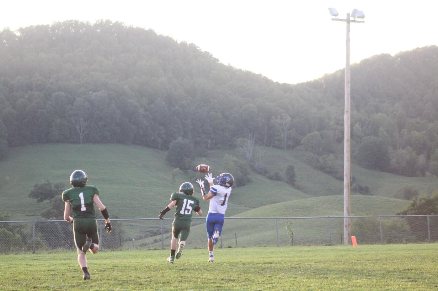 Cullen TD Catch