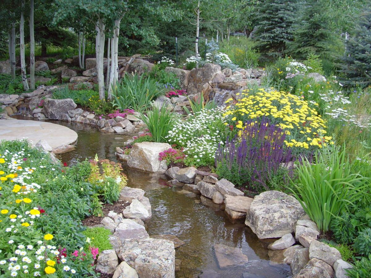 Beautiful Landscaping Can Add A Great Pop Of Color With Little