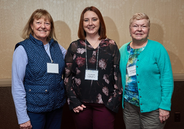 Western Maryland volunteer committee attends Fresh Air conference