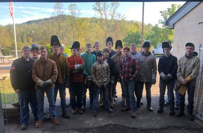 UTC welding students