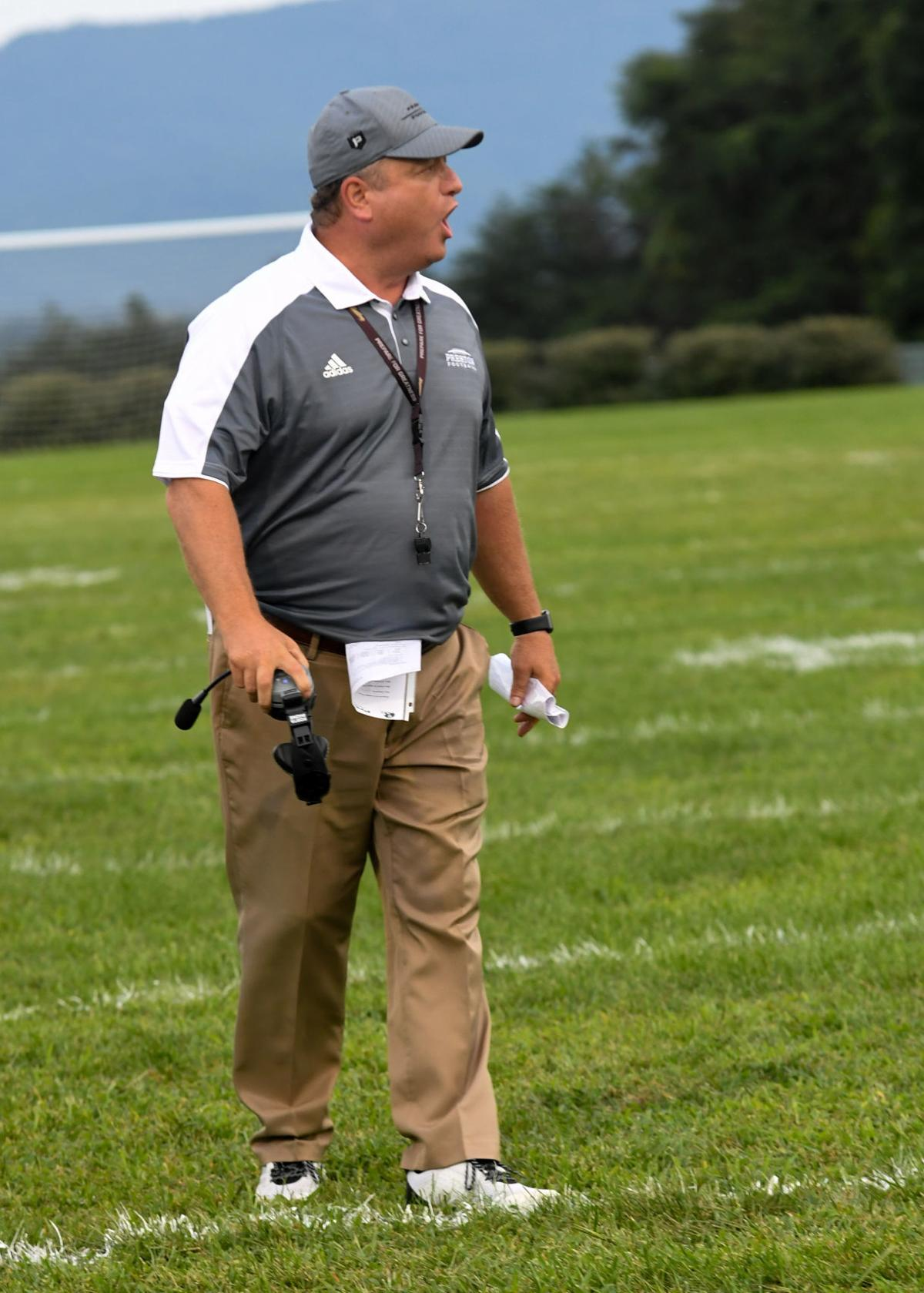 Coach Tennant