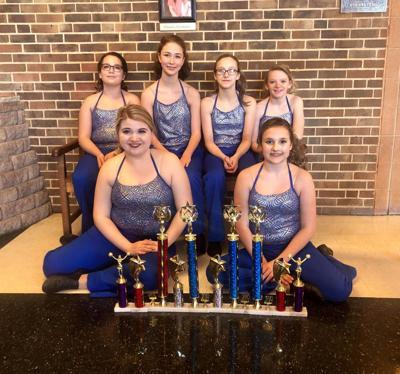 Dazzling Diamonds Dance Team