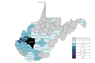 hepatitis outbreak map aug. 17