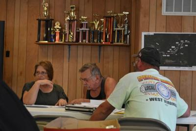 Albright town council