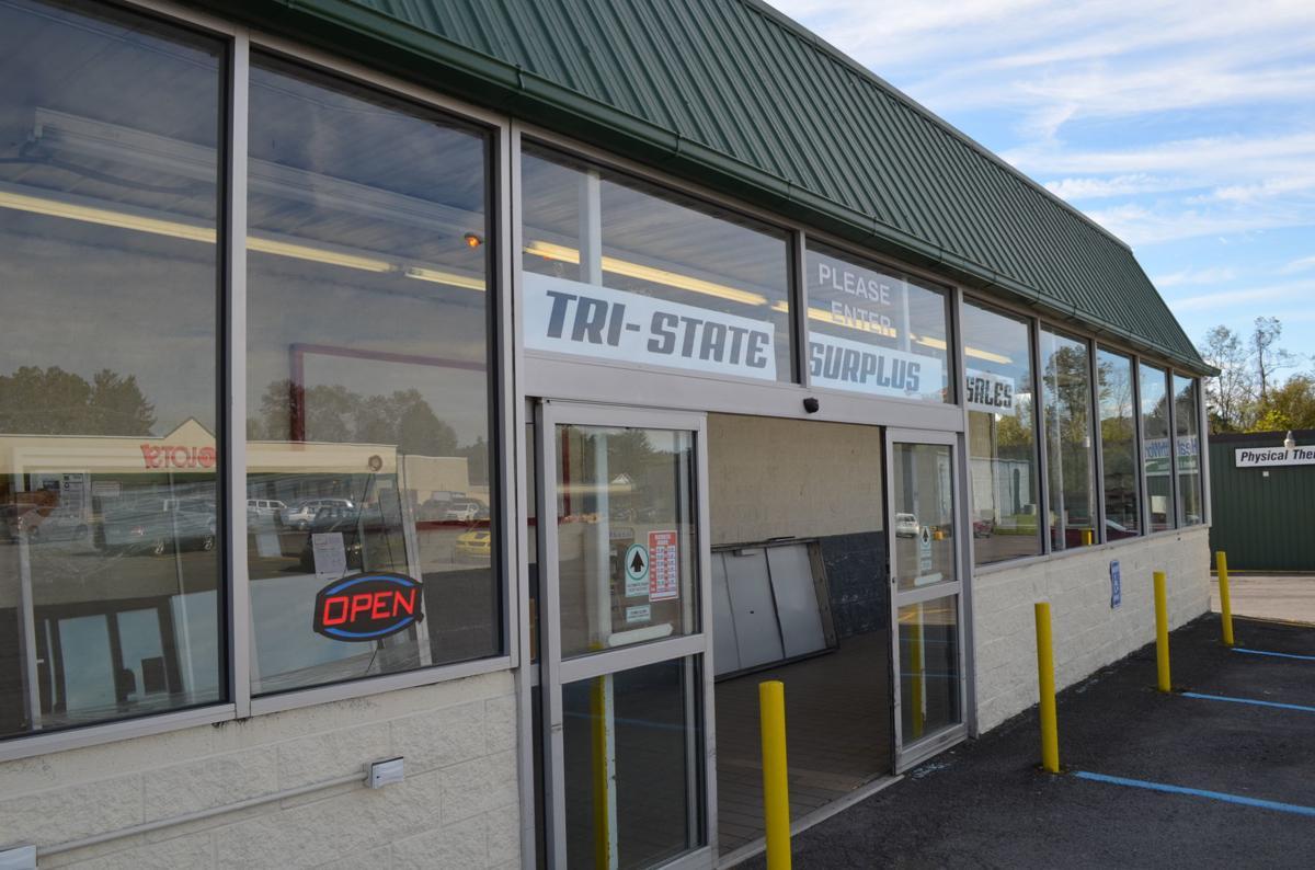 Tri State Surplus Exterior