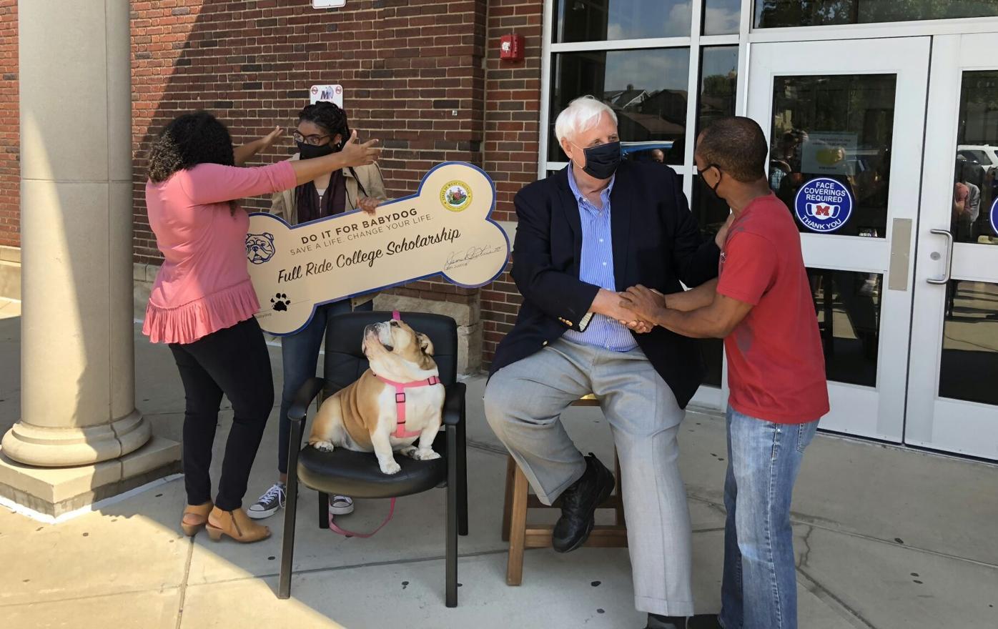 'Do it for Babydog' vaccine lottery winner, 09-09-21
