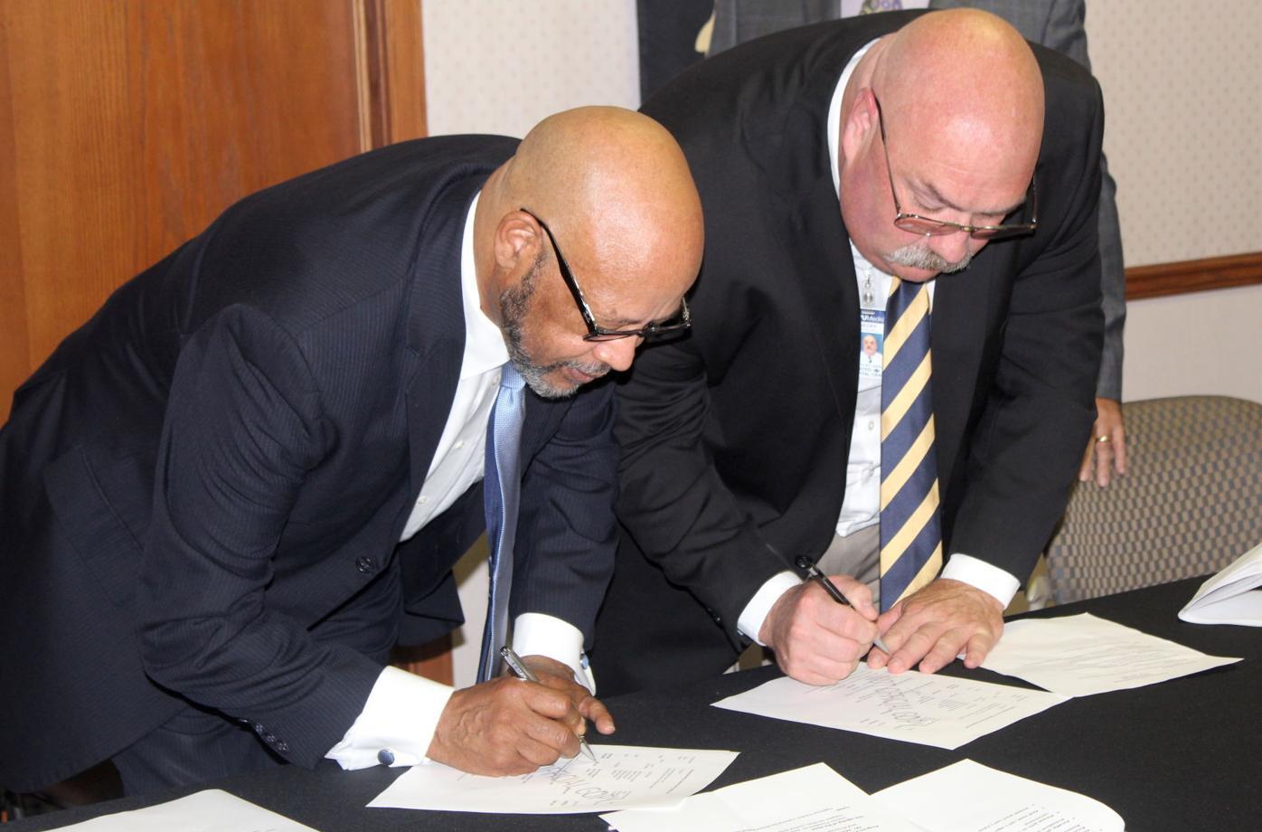 Mock Signing