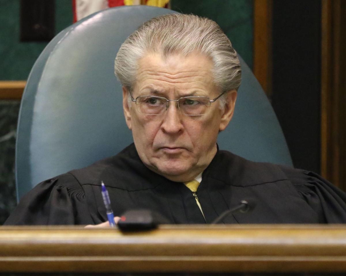 Harrison Chief Judge James A. Matish