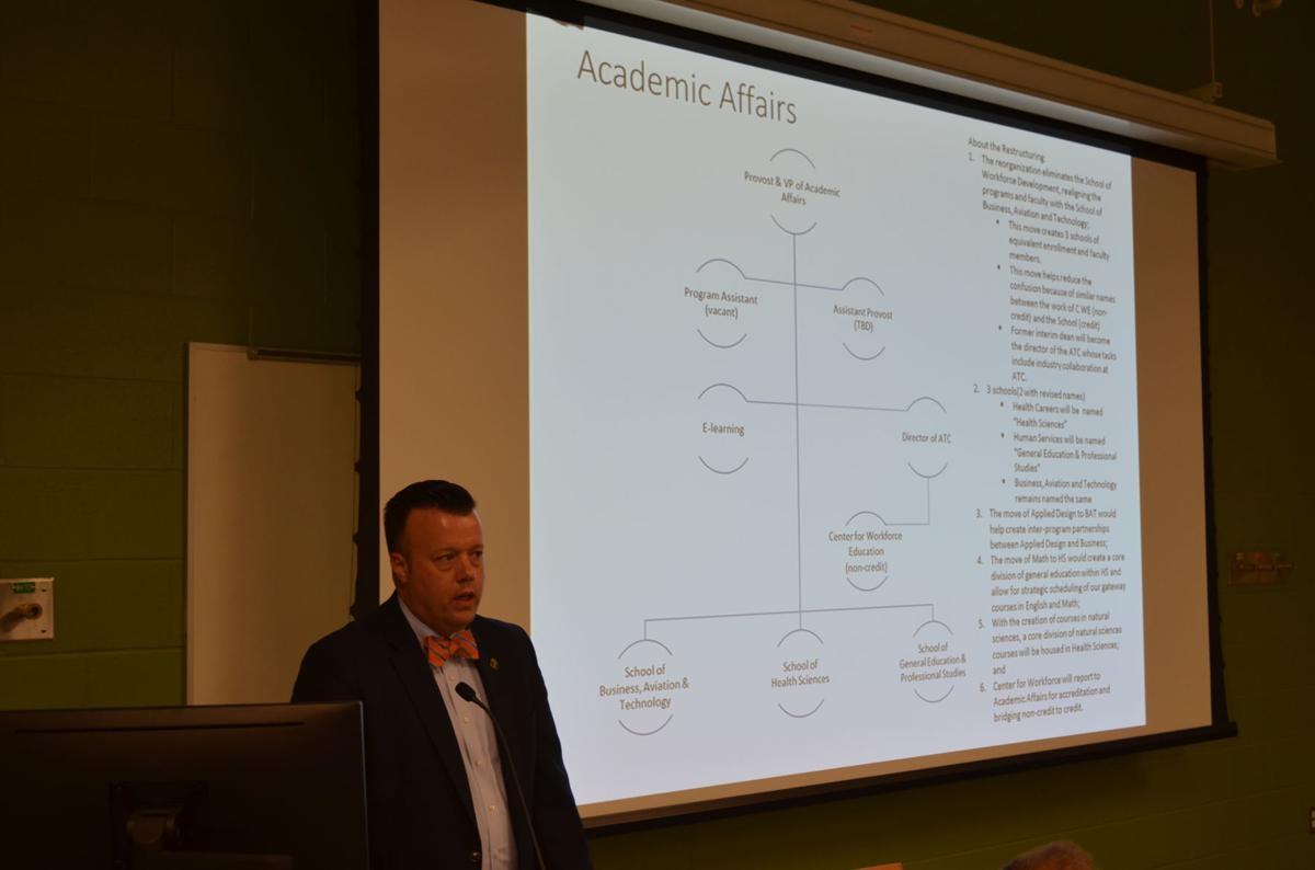 Waide's presentation