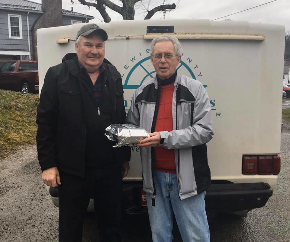 Lewis County Senior Center participates in National Meals on Wheels March for Meals campaign