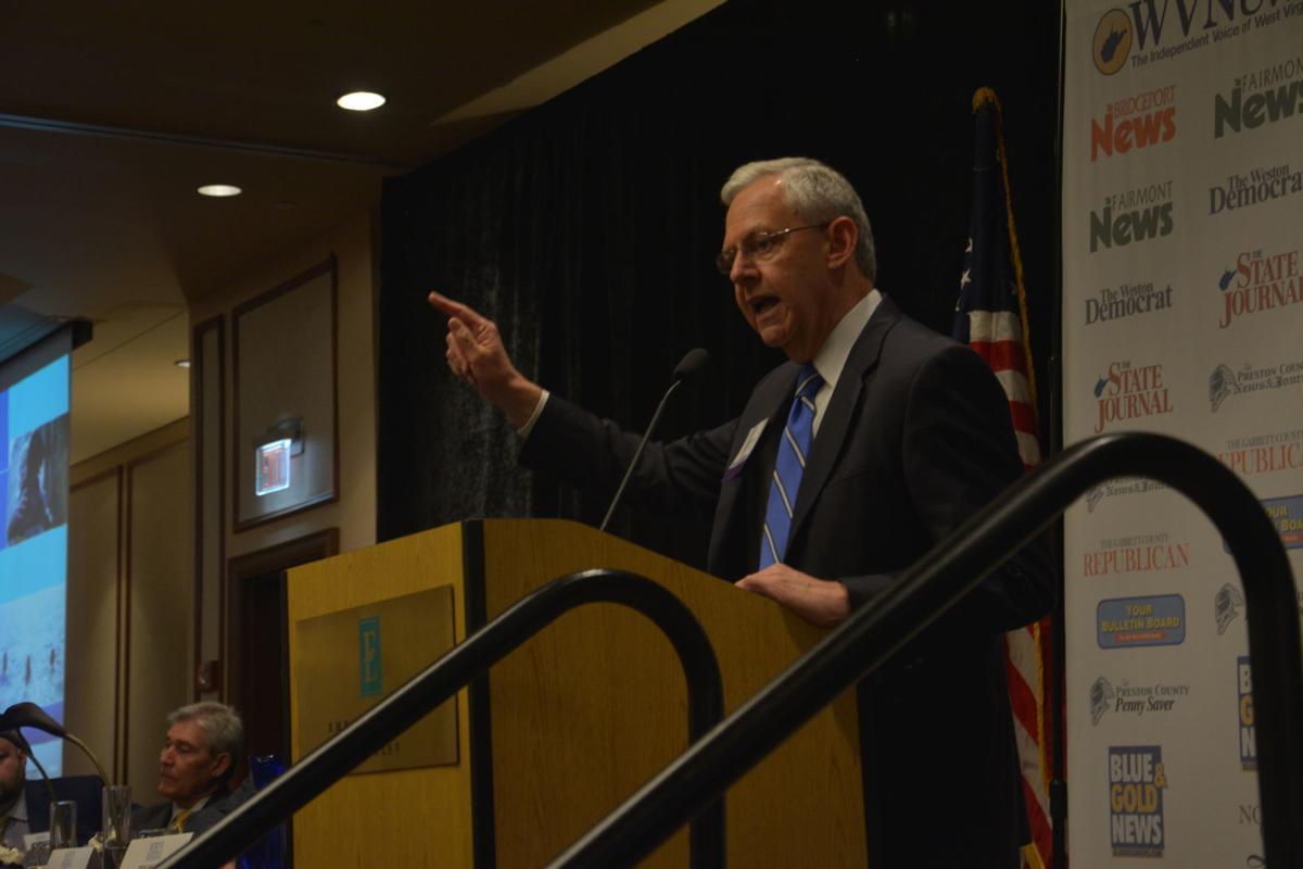 Roberts speech