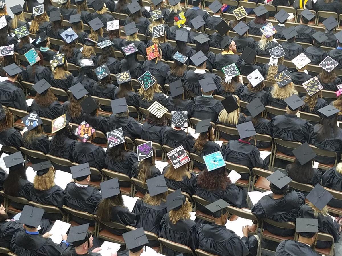 Pierpont Community & Technical College Graduation