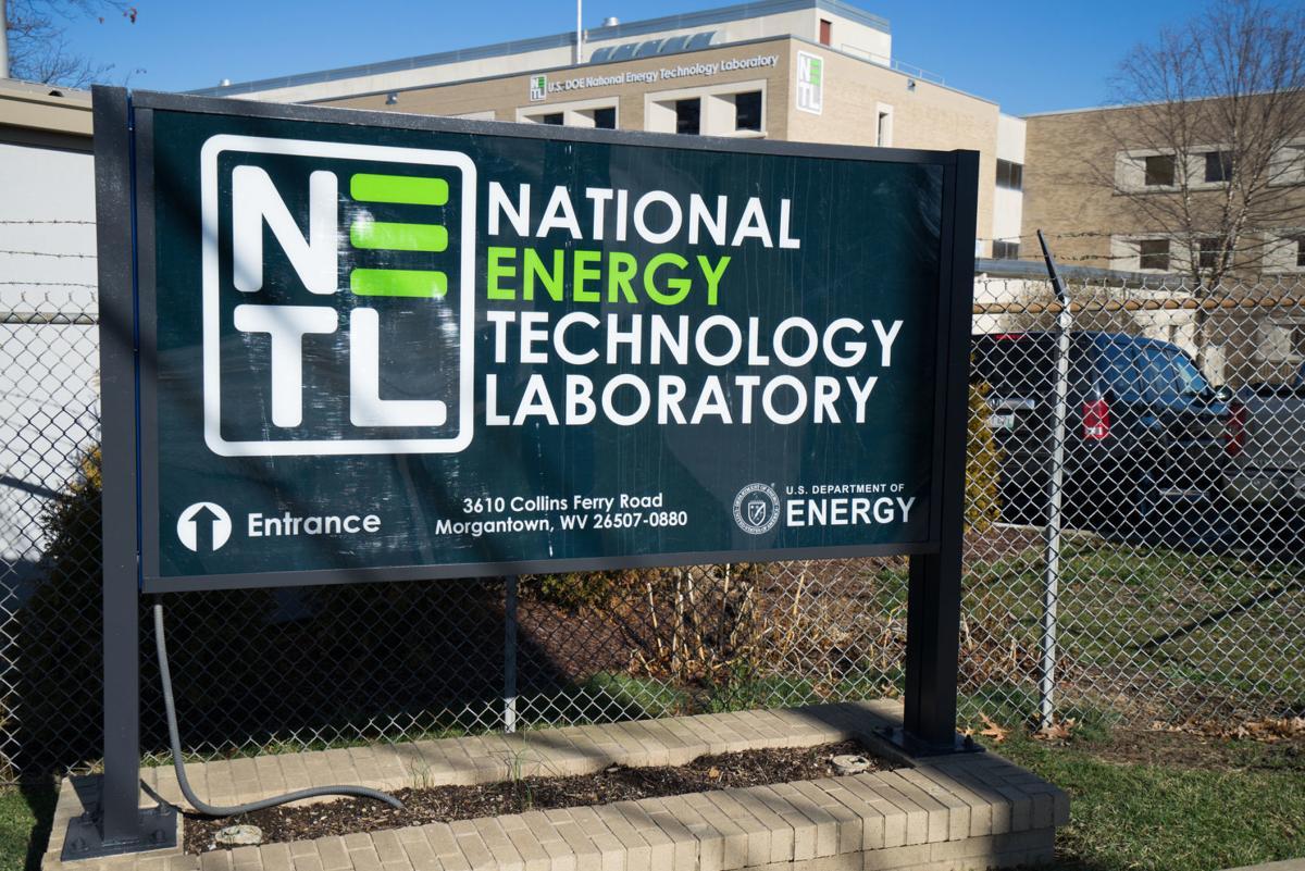NETL Sign