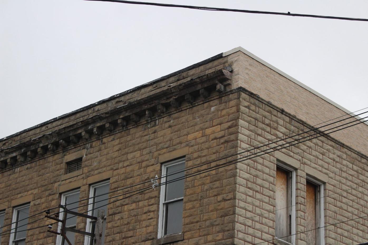 Herring Building top