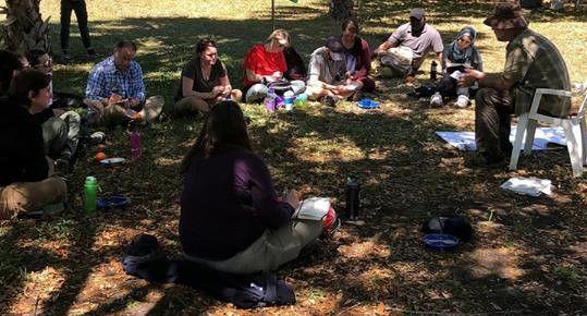 Field teaching