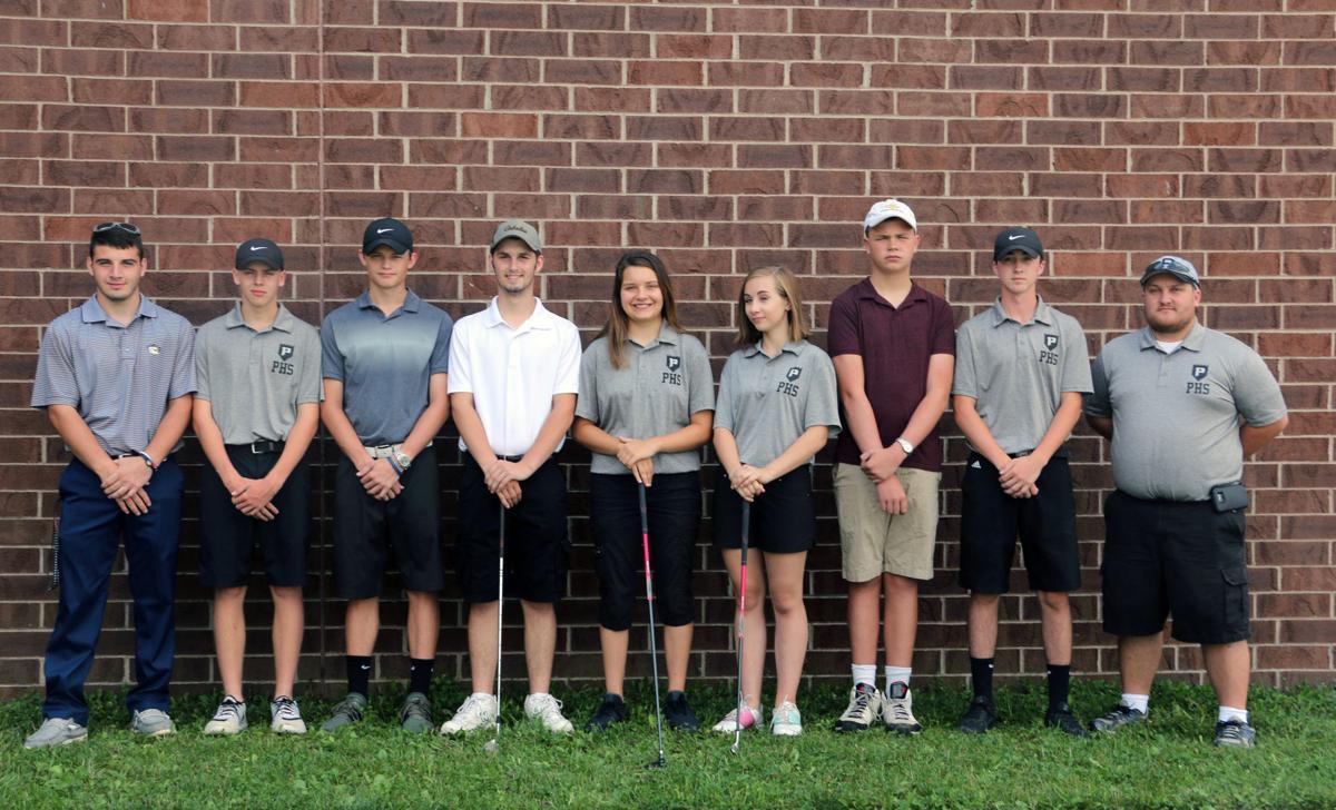 Preston 2018 golf team