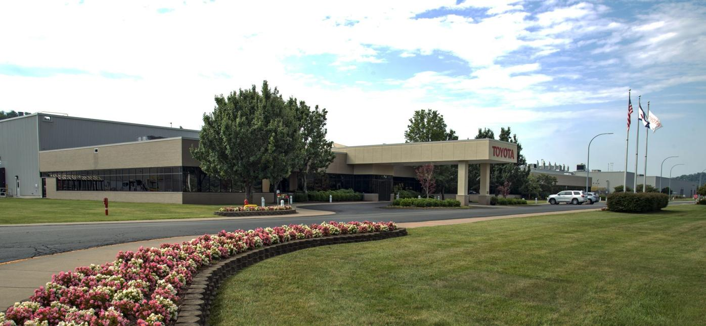 Toyota Motors Manufacturing, Buffalo, West Virginia