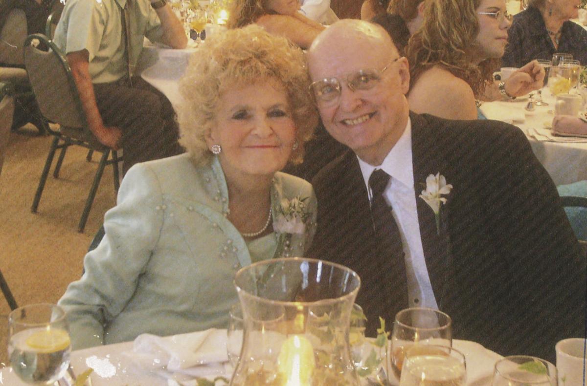 Rev. Robert H. and Helen L. Wilson