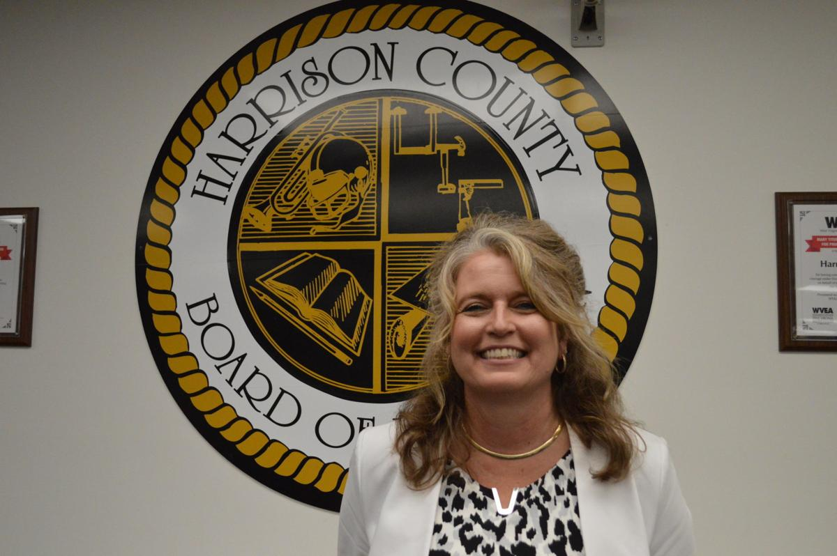 Dora Stutler, Superintendent of Harrison County Schools.