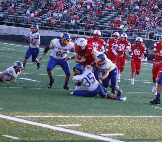 Huskies tackle