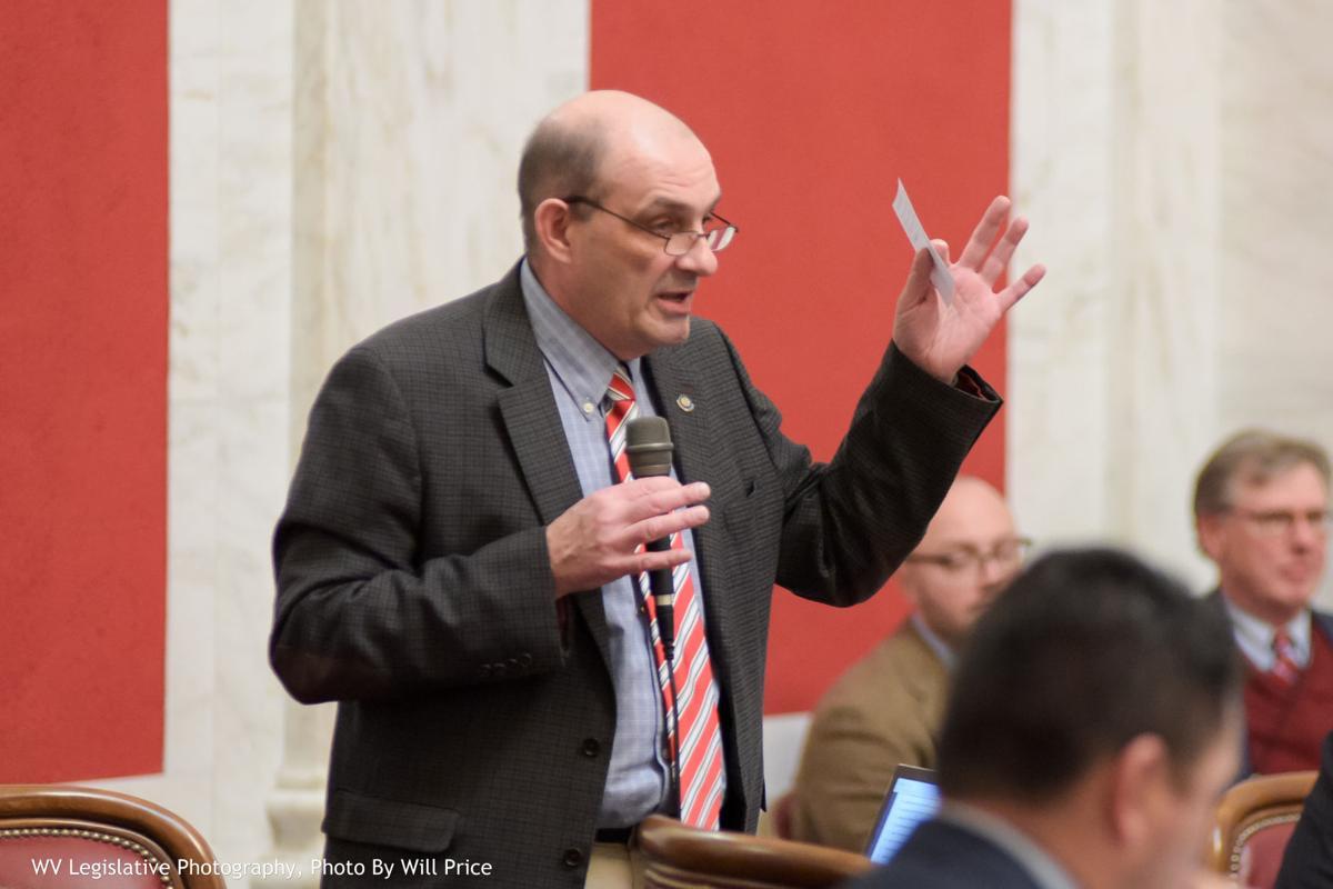 Sen. Randy Smith, R-Kanawha