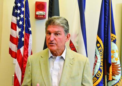 Sen  Joe Manchin sued by brother over loan to family-owned