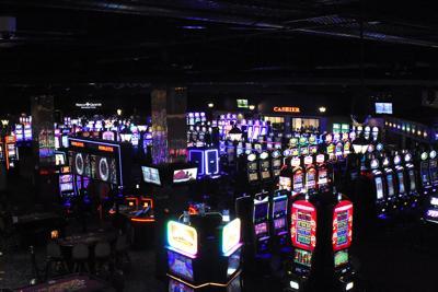 Mardi Gras Casino interior