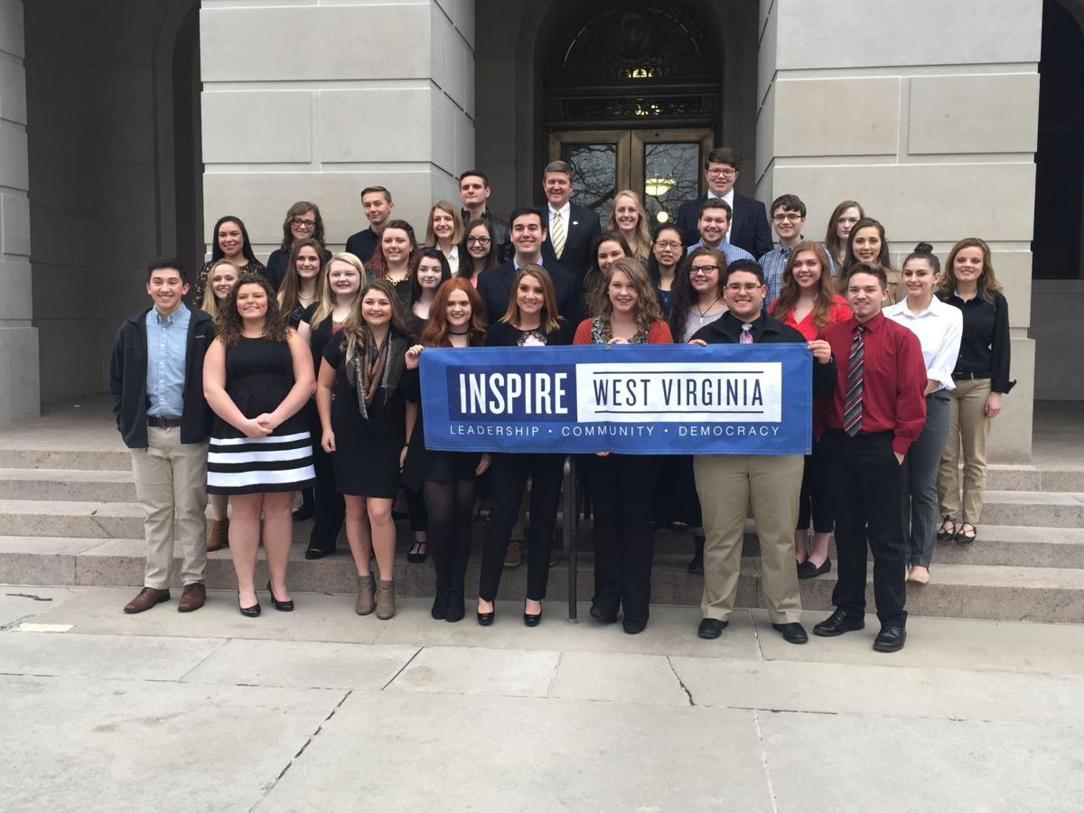 Inspire West Virginia students 021417