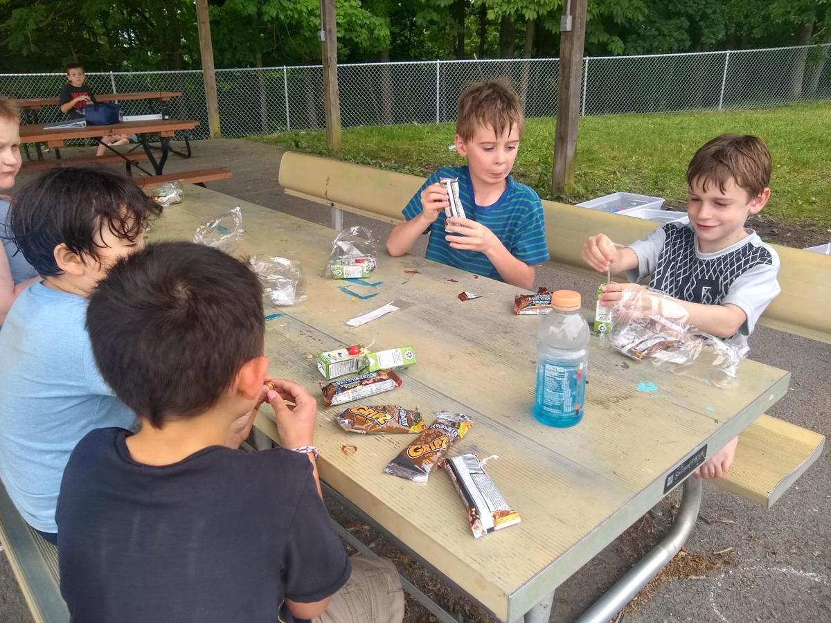 Summer Food Service - Group