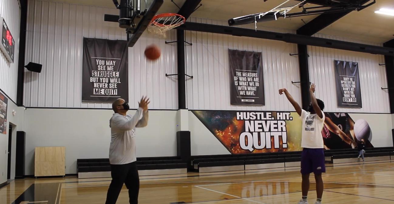 MCPARC basketball video