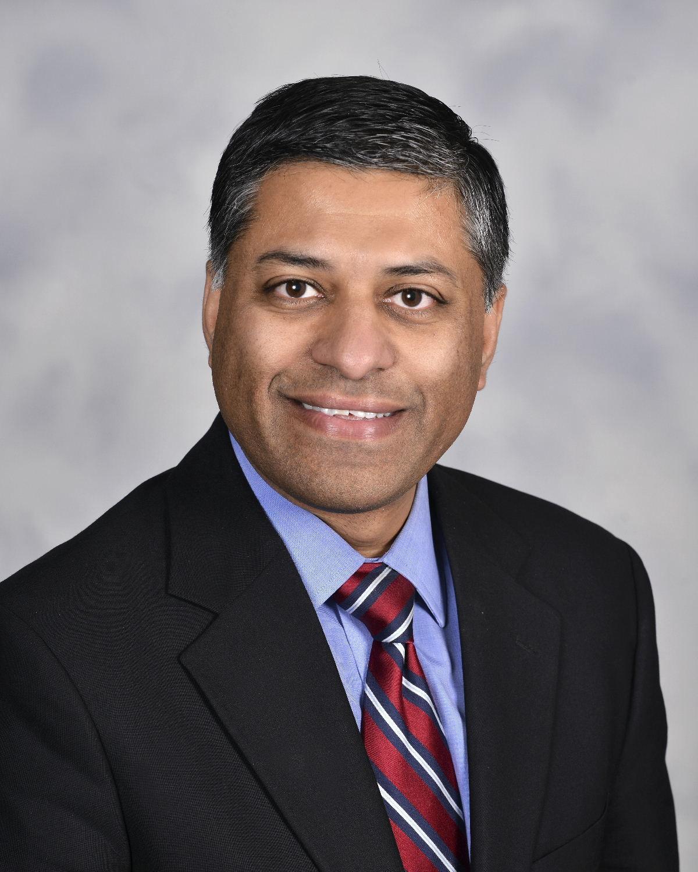 WV Public Health Commissioner Dr. Rahul Gupta
