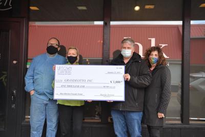 Hart Kitchen receives Clarksburg (West Virginia) Uptown facade improvement grant