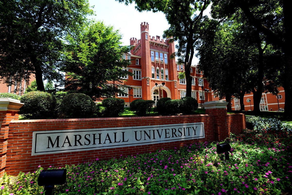 Marshall University campus