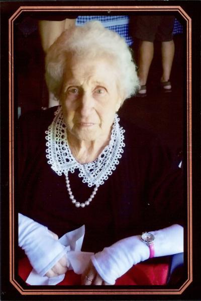 Freda Belle Hayhurst