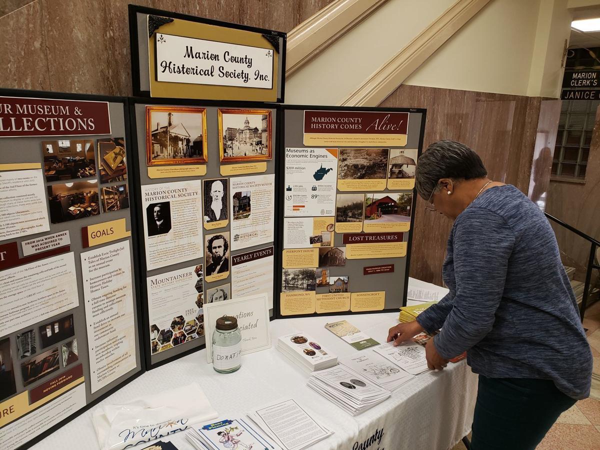 Mountain State History Expo - Gladys