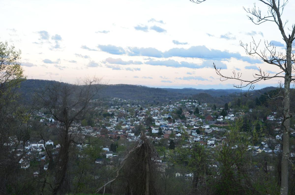 Clarksburg scenic overview