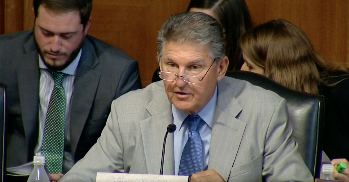 Manchin: Can do most for WV by staying in Senate | State
