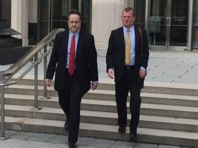 Loughry Leaves Court