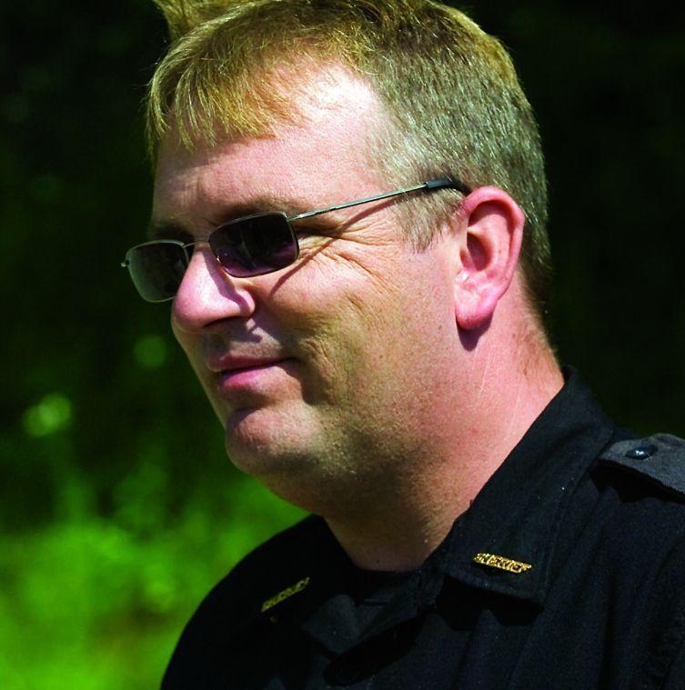 Barbour County Sheriff John Hawkins
