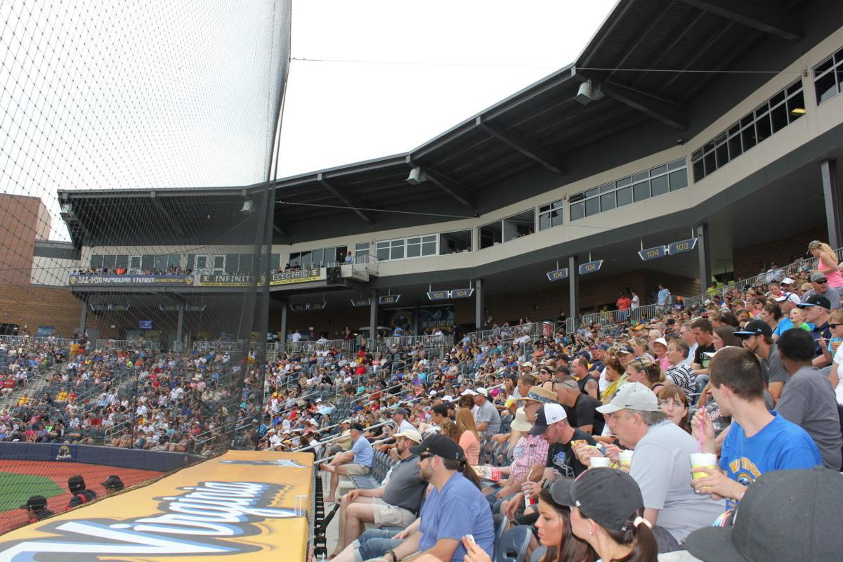 W.Va. Black Bears crowd