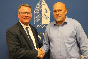Skiles named athletic director