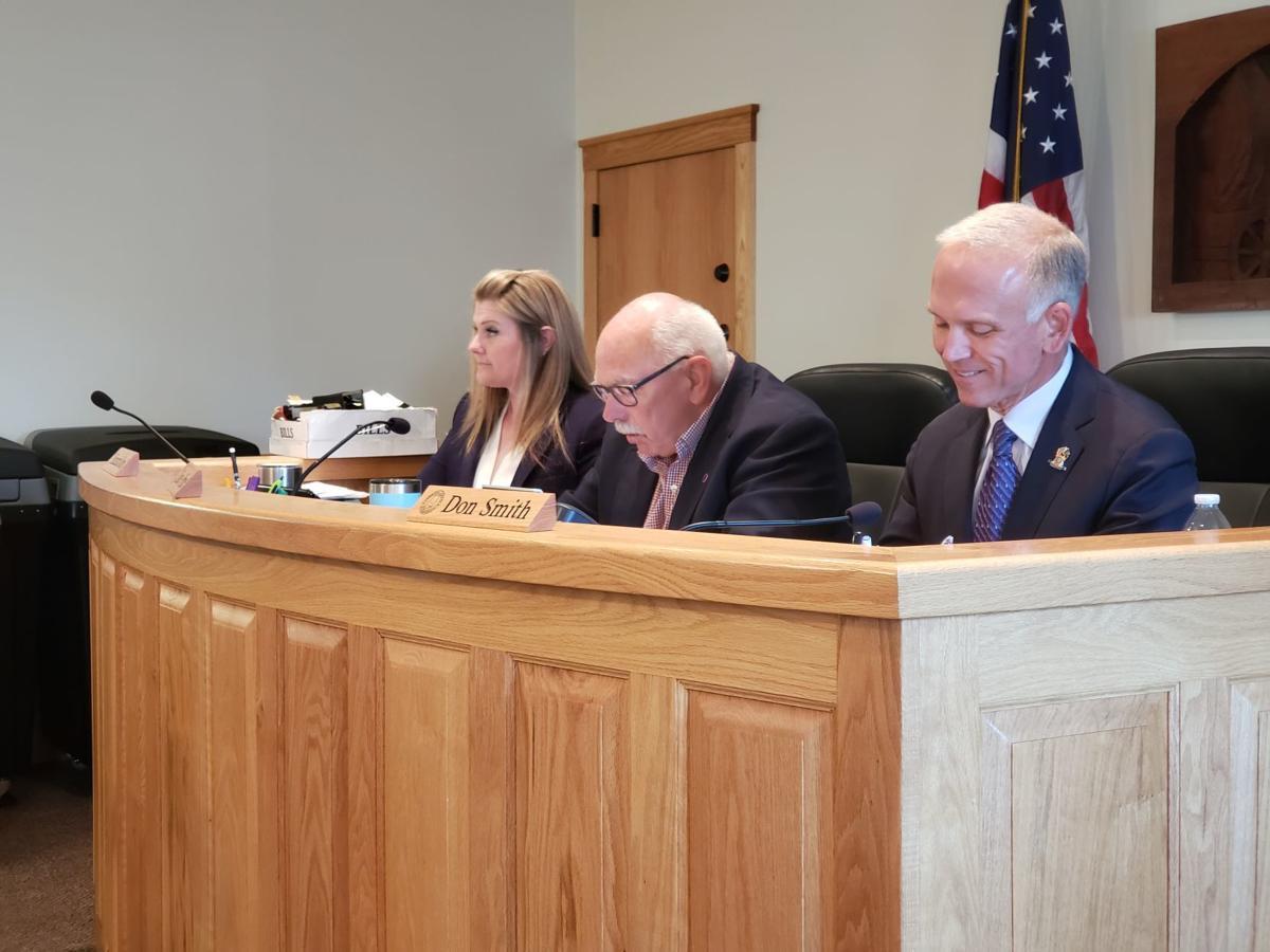 Preston County Commission 9/16/19