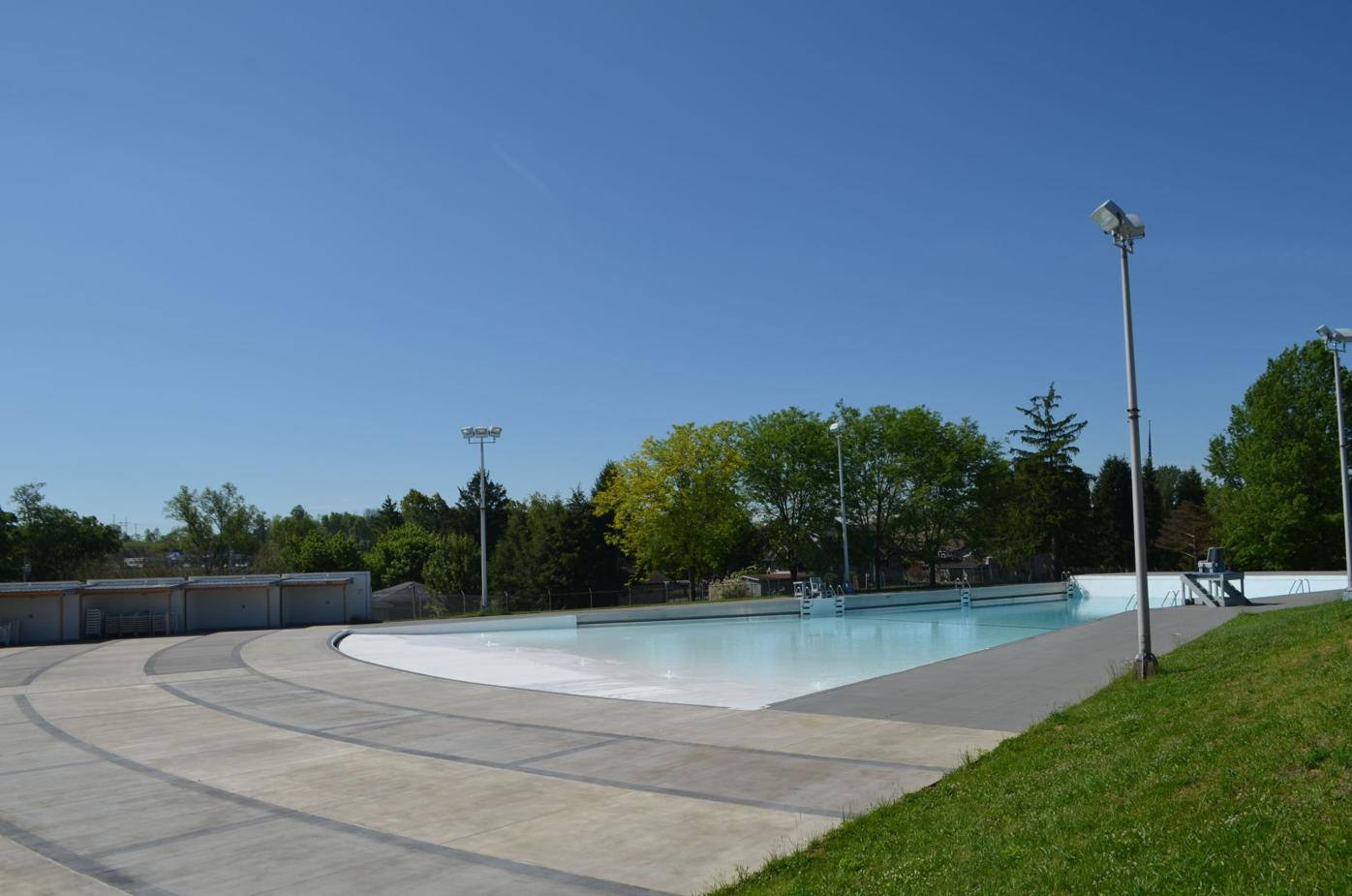 East Marion Park Wave Pool - May 2020