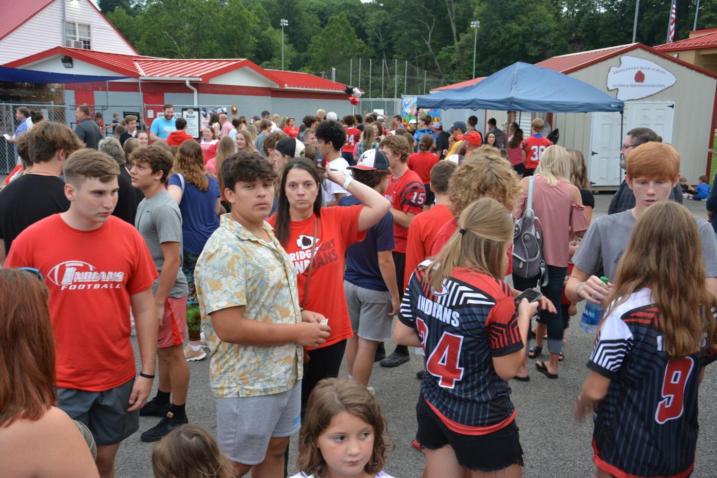 Lots of fans