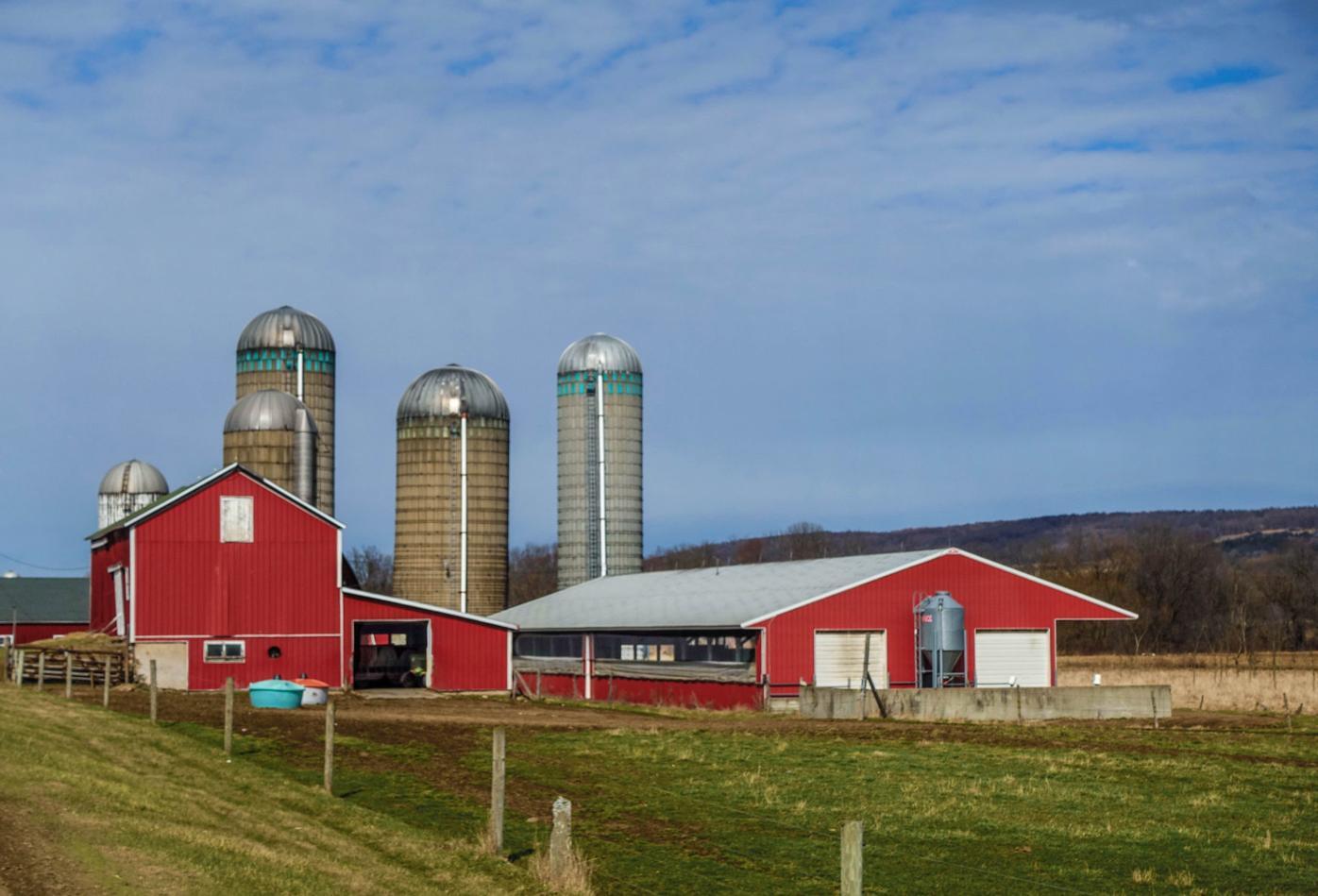 W.Va. Farming