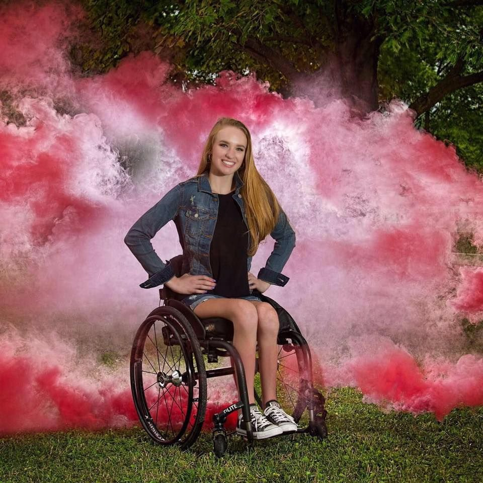 Spinal cord stroke doesn't stop Northern High School senior